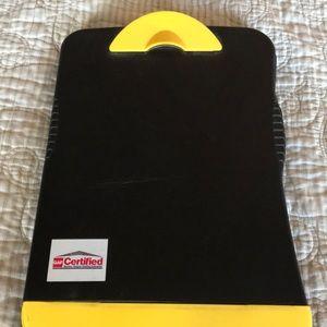 Rubbermaid storage clipboard